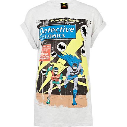 River Island vintage Batman comic t-shirt