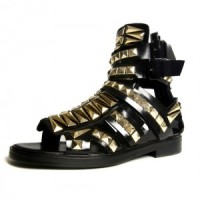 BUDGET COPY CAT | Givenchy gladiator sandalen | tutorial