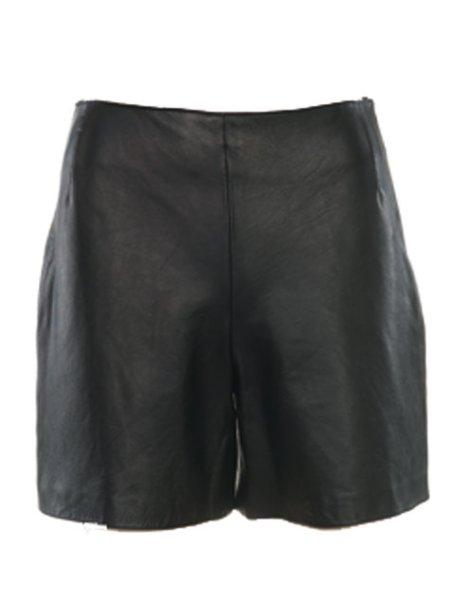 Burdastyle #112 leren shorts