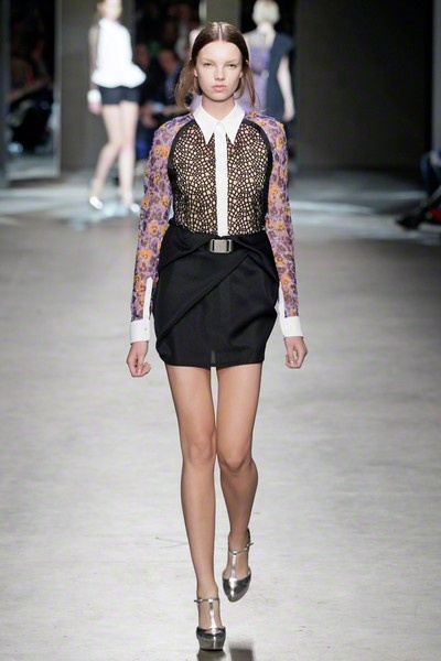 Amsterdam Fashion Week SS2013 Claes Iversen