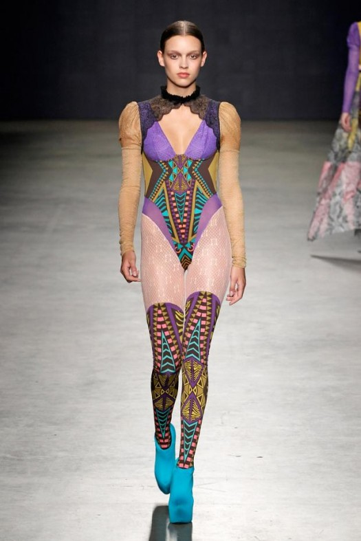 Amsterdam Fashion Week Tess van Zallinge Spring Summer 2013