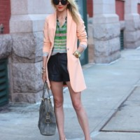 STREET STYLE DIY   Zalmroze & oversized: H&M blazer