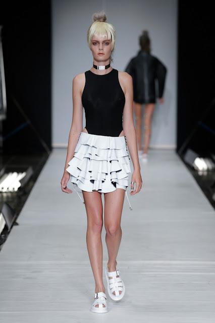 Copenhagen Fashion Week Anne Sofie Madsen SS14
