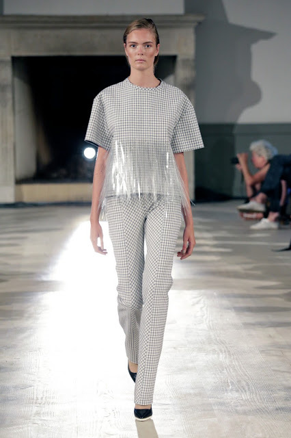 Copenhagen Fashion Week Mark Kenly Domino Tan SS14