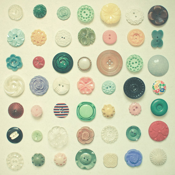 The Button Collection Casia Beck foto knopen