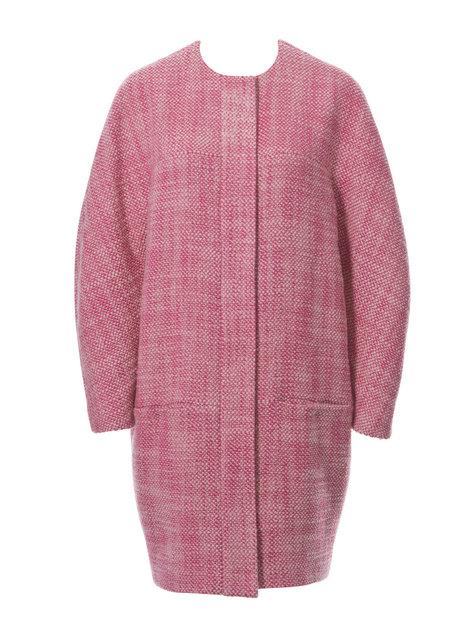 Burdastyle cocoon coat naaipatroon