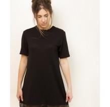 Helena O'Neill black t-shirt dress Belle Box