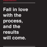 QUOTE | Fall in love...