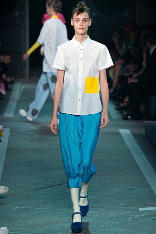 Marc By Marc Jacobs Spring Summer 2015 New York Fashion Week