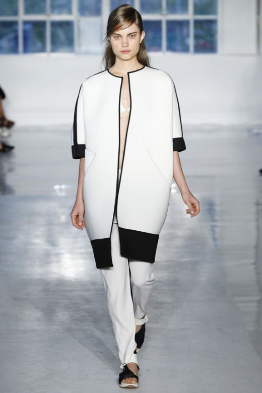 Zero + Maria Cornejo Spring Summer 2015 New York Fashion Week
