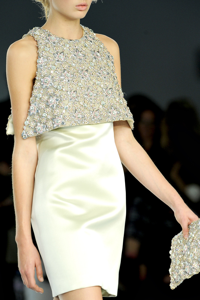 Christopher Kane Spring Summer 2012 details